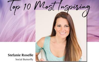 Day 9: Stefanie Roselle — Top 10 Women 2016