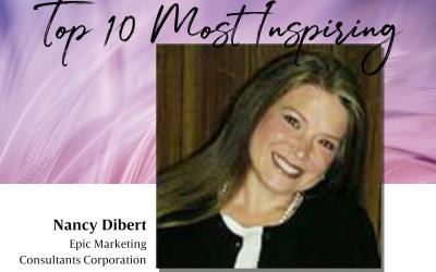 Day 5: Nancy Dibert — Top 10 Women 2016