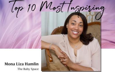 Day 3: Mona Liza Hamlin — Top 10 Women 2016