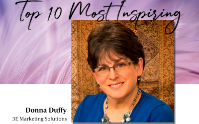 Day 2: Donna Duffy — Top 10 Women 2016