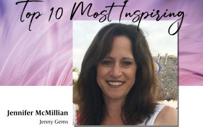 Day 10: Jennifer McMillan — Top 10 Women 2016