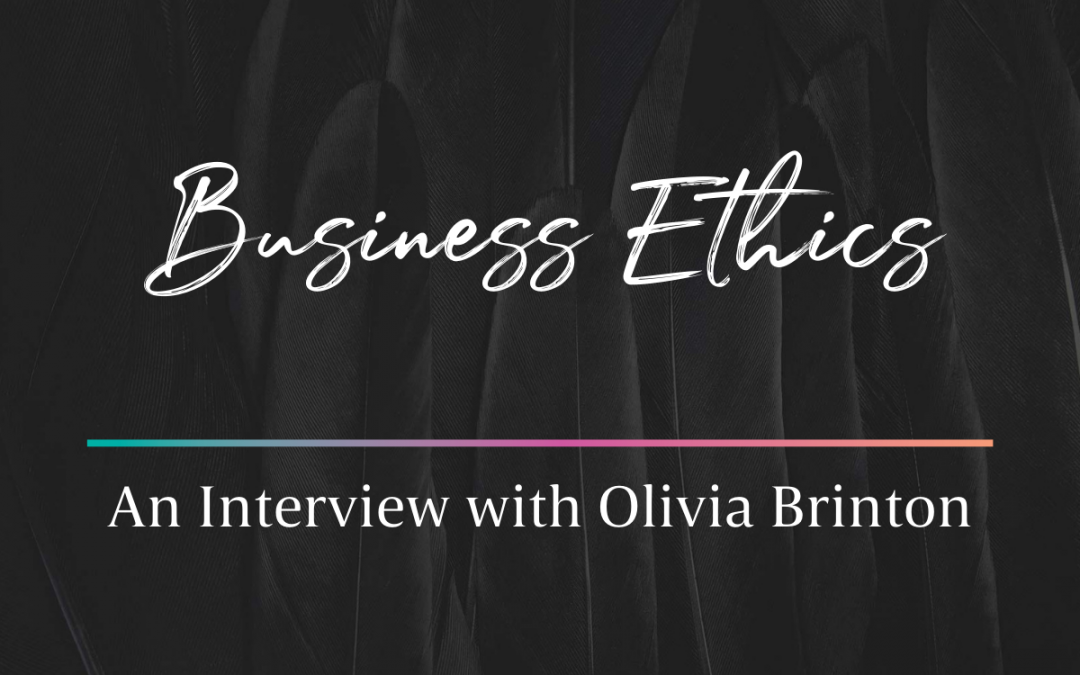 Business Ethics as a Strength, Rather Than a Weakness – Interview with Olivia from Little Goat Coffee Roasting