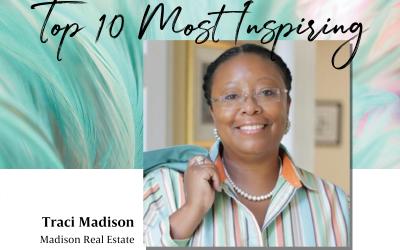 Day 10: Traci Madison — Top 10 Women 2018