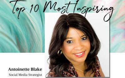 Day 9: Antoinette Blake — Top 10 Women 2018