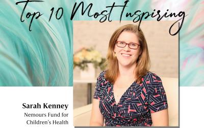 Day 8: Sarah Kenney — Top 10 Women 2018