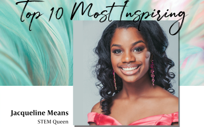 Day 7: Jacqueline Means — Top 10 Women 2018