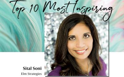 Day 6: Sital Soni — Top 10 Women 2018