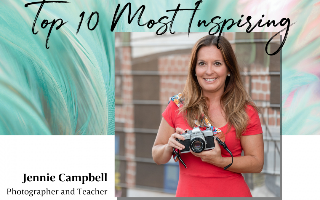 Day 5: Jennie Campbell — Top 10 Women 2018