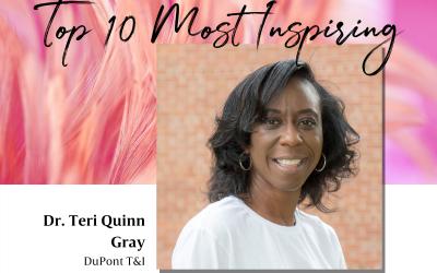 Day 10: Dr. Teri Quinn Gray — Top 10 Women 2020