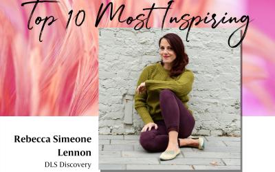 Day 9: Rebecca Simeone Lennon — Top 10 Women 2020