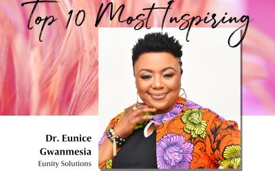 Day 4: Dr. Eunice Gwanmesia — Top 10 Women 2020