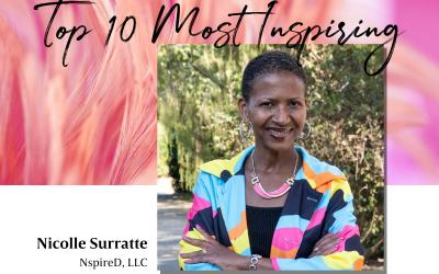 Day 2: Nicolle Surratte — Top 10 Women 2020