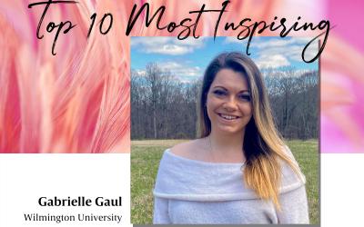 "Day 1: Gabrielle ""Gigi"" Gaul — Top 10 Women 2020"