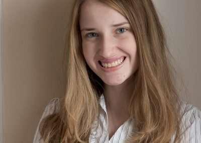 Emily Martin, Creative Coordinator of Brandswan, a Delaware web design agency