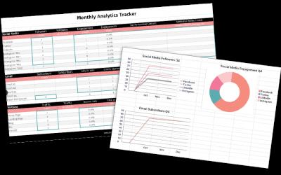 Marketing Analytics Tracker