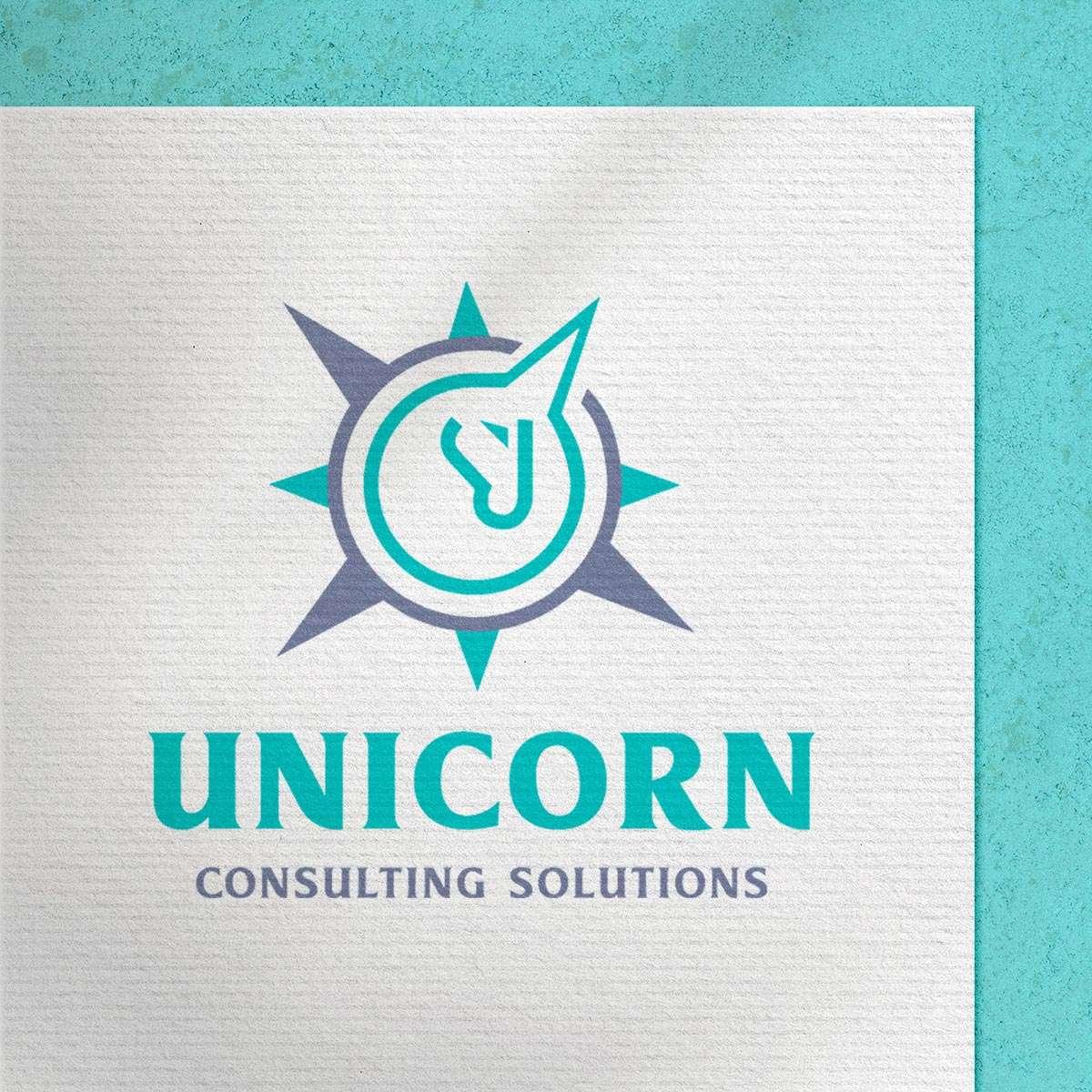 Program management logo design by BrandSwan, a Delaware branding agency