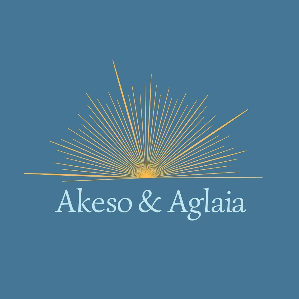 Woman-owned hypnosis company, Akeso & Aglaia, is one of BrandSwan's Woman-Owned Certified Swans