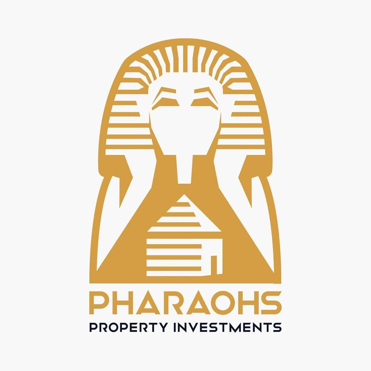Property investment logo design by BrandSwan, a Delaware branding agency
